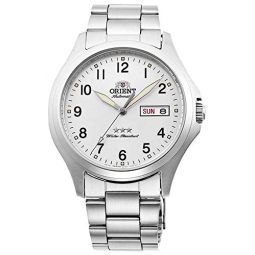 Orient Mens Japanese Automatic Tri-Star (Model: RA-AB0F15S19A)