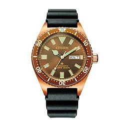 CITIZEN Watch PROMASTER NY0125-08W [Marine Series Mechanical Diver 200m] Japan Domestic