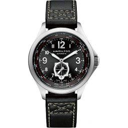 Hamilton Khaki Aviation QNE Mens Automatic Watch H76655733