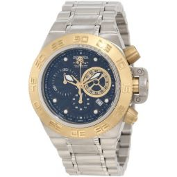 Invicta Mens 10144 Subaqua Noma IV Chronograph Black Textured Dial Watch
