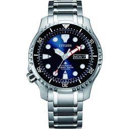 Watch CITIZEN Automatico Super Titanio NY0100-50M