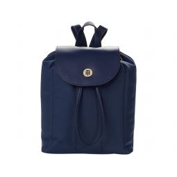 Tommy Hilfiger Noreen II-Flap Backpack-Smooth Nylon