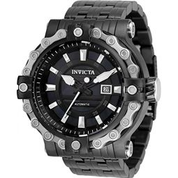 Invicta Excursion Black Dial Mens Watch 35181