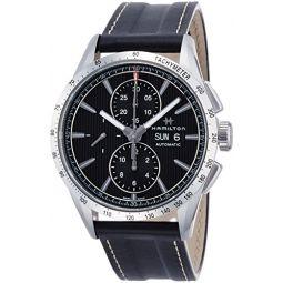 Hamilton Broadway Automatic Chronograph Grey Dial Mens Watch H43516731