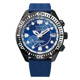 CITIZEN Watch PROMASTER CC5006-06L [PROMASTER Eco-Drive GPS Satellite Radio Clock Marine Series Diver 200m Blue]
