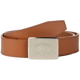 Retro Big Croc Buckle Belt