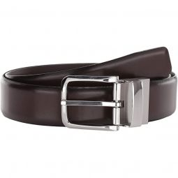 32 mm Reversible Spazzolato Belt