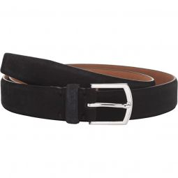 32 mm Suede Strap with Feather Edges