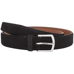 Cole Haan 32 mm Suede Strap with Feather Edges