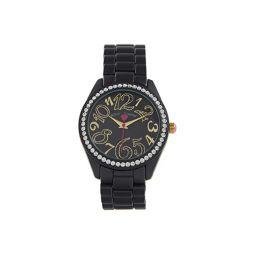 Betsey Johnson Color Spray Watch