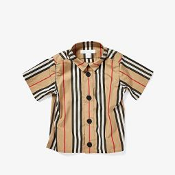 Sammi Icon Button Up Shirt (Infant/Toddler)
