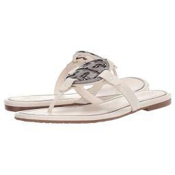 Tory Burch Metal Miller Embellished Sandal