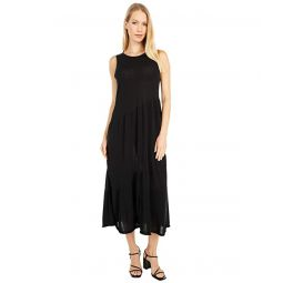 Vince Tiered Tank Dress