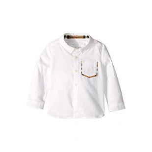 Burberry Kids Harry Long Sleeve (Infant/Toddler)