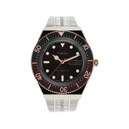 40 mm M79 Automatic Stainless Steel Bracelet Watch