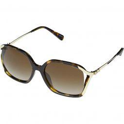 HC8280U L1116 Square Sunglasses 57 mm