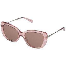 HC8291 54 mm Rectangular Sunglasses