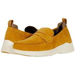 COACH Suede Hybrid Loafer