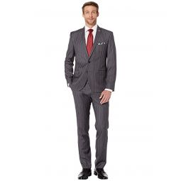 Nick Graham Pinstripe Suit