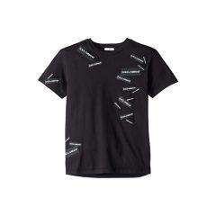 Dolce & Gabbana Kids D&G DNA T-Shirt (Big Kids)