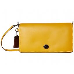 Glovetanned Leather Dinky Crossbody