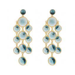 Kate Spade New York Sparkling Chandelier Earrings
