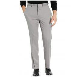 Stretch Urban Heather Slim Fit Flat Front Dress Pants