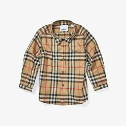Fredrick Long Sleeve Pocket Shirt (Infantu002FToddler)