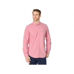 Polo Ralph Lauren Classic Fit Long Sleeve Garment Dyed Oxford Shirt