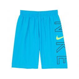 Nike Kids Nike Logo Breaker 8 Volley Shorts (Little Kidsu002FBig Kids)