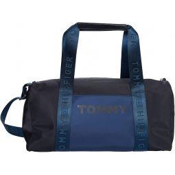 Tommy Hilfiger Jordana II-Convertible Duffel-Smooth Nylon