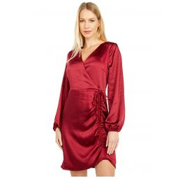 Cupcakes and Cashmere Brooklyn Satin Dress