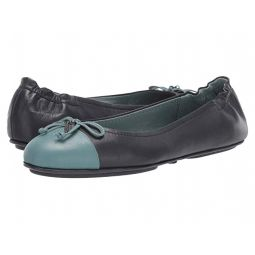 Pearl Foldable Ballet - Leather