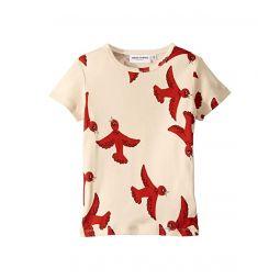 Flying Birds Short Sleeve Tee (Toddler/Little Kids/Big Kids)