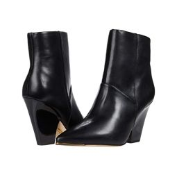 Lila 90 mm Zip-Up Ankle Bootie