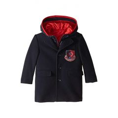 Dolce & Gabbana Kids 2-in-1 Coat (Toddler/Little Kids)