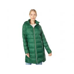 Puffer with Large Horizontal Quilt M422508FZ
