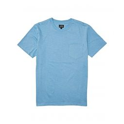 Billabong Mesa Slub Premium Crew T-Shirt