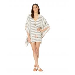 Jill Lace-Up Cover-Up