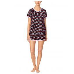 Kate Spade New York Brushed Jersey Shorts PJ Set