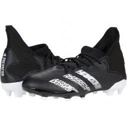 adidas Kids Soccer Predator Freak.3 Firm Ground(Little Kidu002FBig Kid)