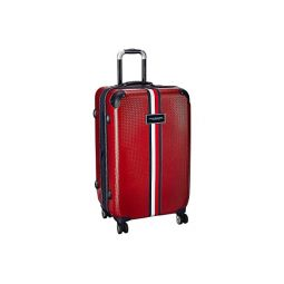 Tommy Hilfiger Basketweave - 25 Upright Suitcase