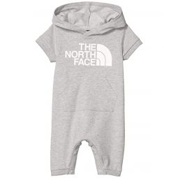 French Terry Hooded One-Piece (Infant)