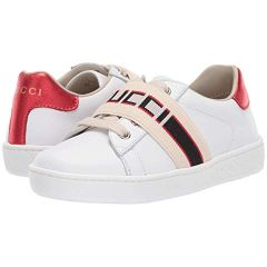 Gucci Kids GG Low Top Sneaker (Toddler)