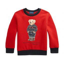 Polo Bear Fleece Sweatshirt (Toddler)
