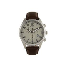 Timex 42 mm Waterbury Traditional Chrono SST