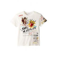 Dolce & Gabbana Kids #MyLife T-Shirt (Big Kids)