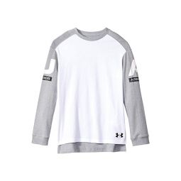 Sportstyle Long Sleeve Crew (Big Kids)