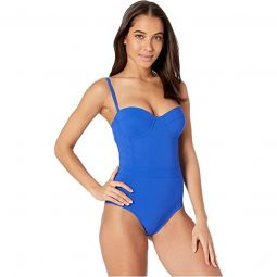 Lipsi Solid One-Piece