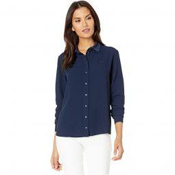 Long Sleeve Basic Tunic Shirt
